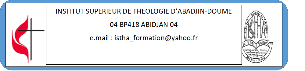 Institut Supérieur de Théologie d'Abadjin-Doumé
